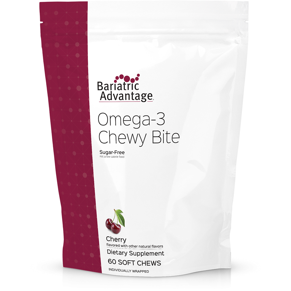 Omega 3 Chewy Bite